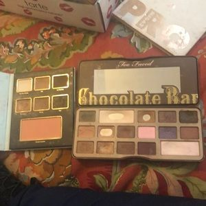 3FOR$20 too faced eyeshadow palette bundle